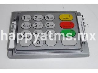 NCR Keyboard spanish USB PN: 445-0717118, 4450717118