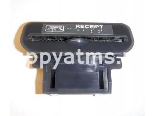 NCR RECEIPT EXIT MOULDING REAR PN: 445-0704178, 4450704178