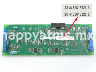 NCR Double Pick I/F Board PN: 445-0667059, 4450667059