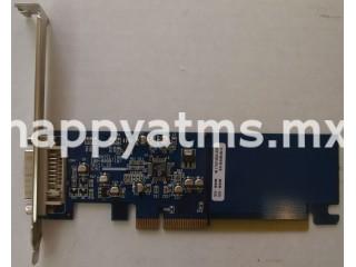 Diebold PCI-E DVI VIDEO CARD PN: 39-017331-000A, 39017331000A