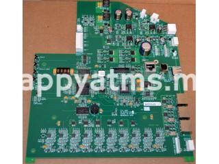 Diebold CCA ENA PCB MAIN CONTROL BOARD PN: 49-222612-000D, 49222612000D