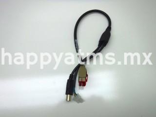 Diebold CA,PWR&USB,CURRENT,LOW  PN: 49-247838-000C, 49247838000C