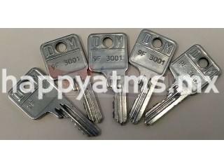Wincor Nixdorf ATM KEY PN: 9F3001