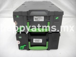 Wincor Nixdorf cash out cassette CMD-V4 FSM PN: 01750109655, 1750109655
