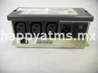 Wincor Nixdorf power distributor 1500 PN: 01750073167, 1750073167