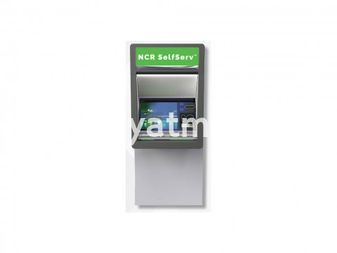 NCR 6684 SelfServ 84 Walk-up MAQUINA COMPLETA